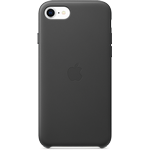 Læder / syntetisk Mobiltelefon tilbehør Apple Leather Case for iPhone SE 2020
