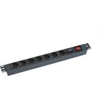 Stikdåse med kabel Triton RAB-PD-X12-A1 7-way 2m