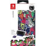Silikonebeskyttelse PowerA Nintendo Switch Hybrid Cover: Splatoon2 and Screen Protector