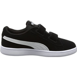 Sneakers Børnesko Puma Smash V2 SD PS - Puma Black/Puma White
