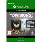 Ubisoft Tom Clancy's The Division 2 - 4100 Premium Credits - Xbox One