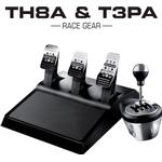 PC - Gearstang Spil Controllere Thrustmaster TH8A & T3PA Race Gear (PC/Xbox One/PS4)
