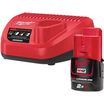 Batterier Milwaukee M12 NRG-201