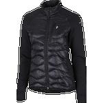 Dametøj Peak Performance Helium Hybrid Jacket - Black