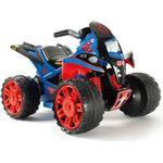 Spider-Man Legetøj Injusa Spiderman ATV Quad