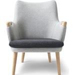 Lounge stol Carl Hansen CH71 Loungestol