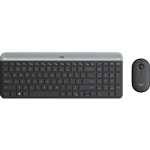 Logitech Slim Wireless Combo MK470 (Nordic)