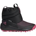 Vinterstøvler Børnesko Adidas Rapida Snow C - Black/Pink
