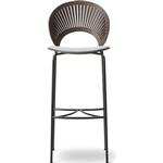 Trinidad stol Møbler Fredericia Trinidad 3401 Fabric Barstol