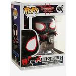 Funko Pop! Marvel Spider-Man into the Spiderverse Miles Morales Spider Suit