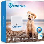 Gps tracker hund Kæledyr Tractive Classic GPS Tracker for Dogs