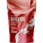 Bodylab Whey 100 Strawberry Milkshake 400g