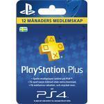 Gavekort Sony PlayStation Plus - 365 days - DK