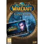 Gavekort Blizzard World of WarCraft - 60 Days Game Card