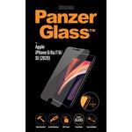 PanzerGlass Standard Fit Screen Protector for iPhone SE 2020