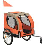 vidaXL 91764 Bike Trailer