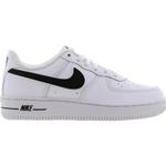 Nike Air Force 1 PS - White/White/Black