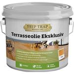 Trip trap - Oliemaling Brun 2.5L