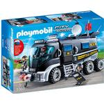 Legesæt Playmobil Swat Truck 9360