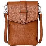 Håndtasker Decadent Gina Crossover - Brown