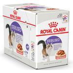 Royal Canin Sterilised Gravy 12x85g