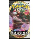 Pokémon Sword & Shield Rebel Clash Booster Pack
