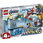 Superhelte Legetøj Lego Marvel Avengers Wrath of Loki 76152