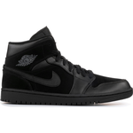 Nike Air Jordan 1 Mid M - Black/Dark Grey