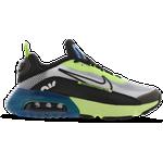 Nike Air Max 2090 GS - White/Volt/Valerian Blue/Black