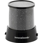 InnovaGoods Star projector with Led Natlampe