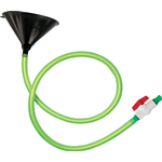 Fizzcreation Drinking Game Beer Bong Green/Black
