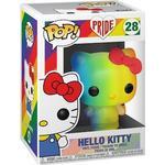 Hello Kitty Legetøj Funko Pop! Animation Sanrio Hello Kitty Rainbow