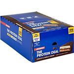 Kosttilskud Enervit Protein Deal Choco & Vanilla Dream 55g 25 stk