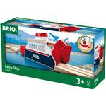 Legetøjsbåd Brio Færge 33569