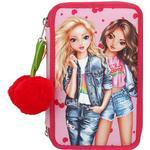 Penalhus Top Model Triple Pencil Case Cherry Bomb