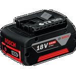 Værktøjsbatterier Bosch GBA 18V 4.0Ah Professional