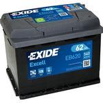 Køretøjsbatterier Exide EB620