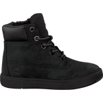 Timberland Davis Square 6 Inch Boots - Black