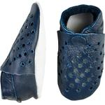 Babysko Børnesko CeLaVi Baby Shoes - Dark Blue
