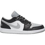 Nike Air Jordan 1 Low M - Black/Light Smoke Grey/White