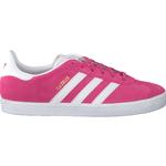 Gazelle adidas børn Børnesko Adidas Junior Gazelle - Semi Solar Pink/Cloud White/Semi Solar Pink
