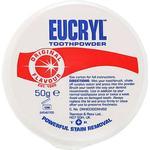 Tandblegning Eucryl Toothpowder Original 50g