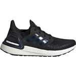 Sportssko Børnesko Adidas Ultra Boost 20 - Core Black/Boost Blue Violet Met/Cloud White