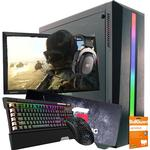 Geekd Top Fragger Pro Gaming Computer (Bundle)