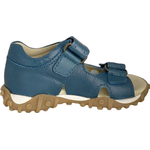 Børnesko Arauto RAP Ecological Open Toe Sandal - Petrol