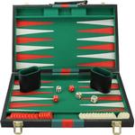 Backgammon Games in Suitcase