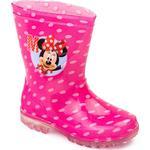 Børnesko Disney Minnie Rubber Boots