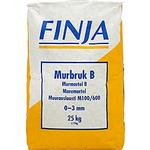 Mørtel & Puds Finja B 0-3 002805594 25kg