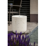 Fontæner HEISSNER Zylinder White LED 016850-04