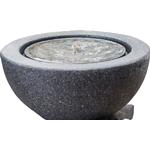 HEISSNER Half Ball LED Fountain Ø50x25cm